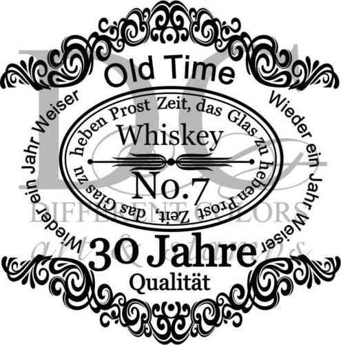 Whiskeylabel Prost