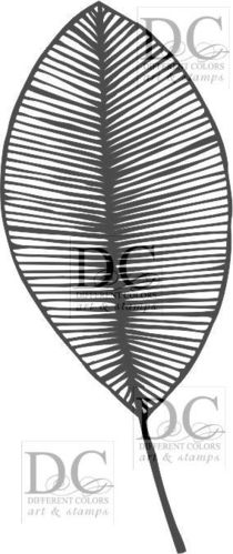 Abstract leaf - Modernes Blatt